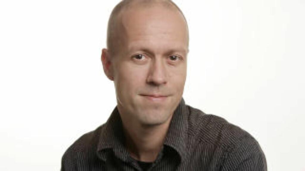 Per Arne Kalbakk, Programdirektør, NRK
