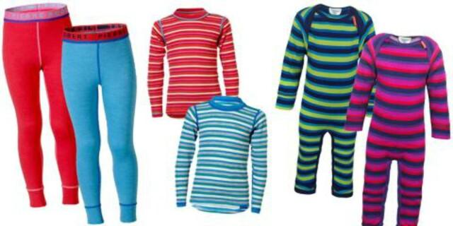 1397ffda MYKT INNERST: Lange underbukser og langermet genser i 100 % merinoull fra  Pierre Robert.