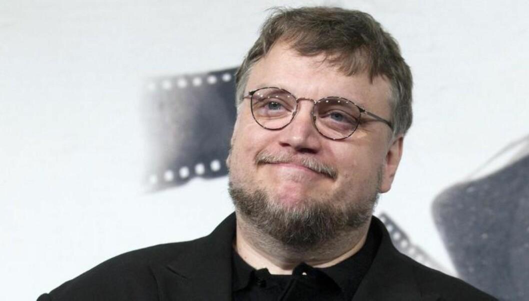 <strong>REGISSØR:</strong> Guillermo del Toro er mannen bak den kommende monsterfilmen «Pacific Rim». Foto: Claudio Peri / EPA