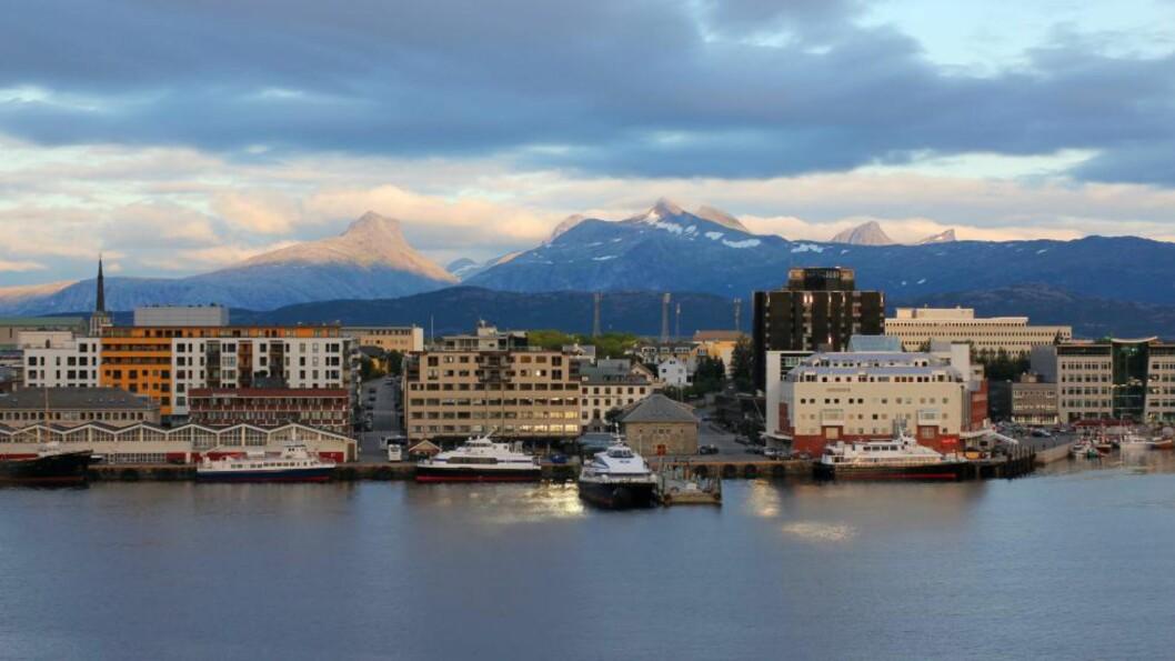 <strong>BODØ:</strong> Norges inngangsport til Arktis, skriver National Geographic og setter  Bodø på sin topp 20-liste over hvilke steder som bør besøkes i 2013. Foto: COLOURBOX
