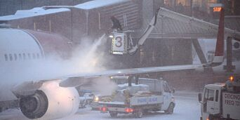 image: Forsinkelser på flere europeiske flyplasser i dag
