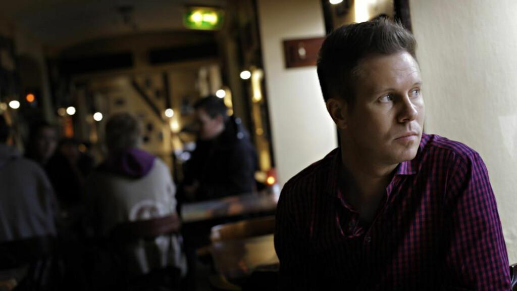 KJENNER KVINNEN: Men har ikke visst om Ingebrigtsensaken. AUF-leder Eskil Pedersen forsøker nå å ivareta AUF-medlemmene i Troms på best mulig måte.  Foto: Frank Karlsen / Dagbladet.