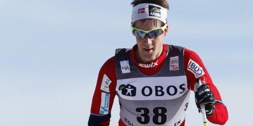image: Rennemo går VM og Tour de Ski med hjertefeil