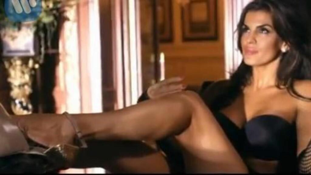 PROFILERT: Arash' musikkvideo er ifølge Aylar den 10. internasjonale musikkvideoen hun gjør. Foto: Warner Music
