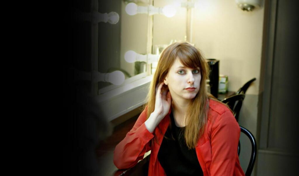 STERKT ÅR: Susanne Sundfør er ansvarlig for mye gåsehud i årets som er gått, enten det har vært gjennom enkeltlåter, album, musikkvideoer eller konserter. Selv nevner hun Rihanna, Miguel og Phantogram sine 2012-favoritter. Foto: Lars Eivind Bones