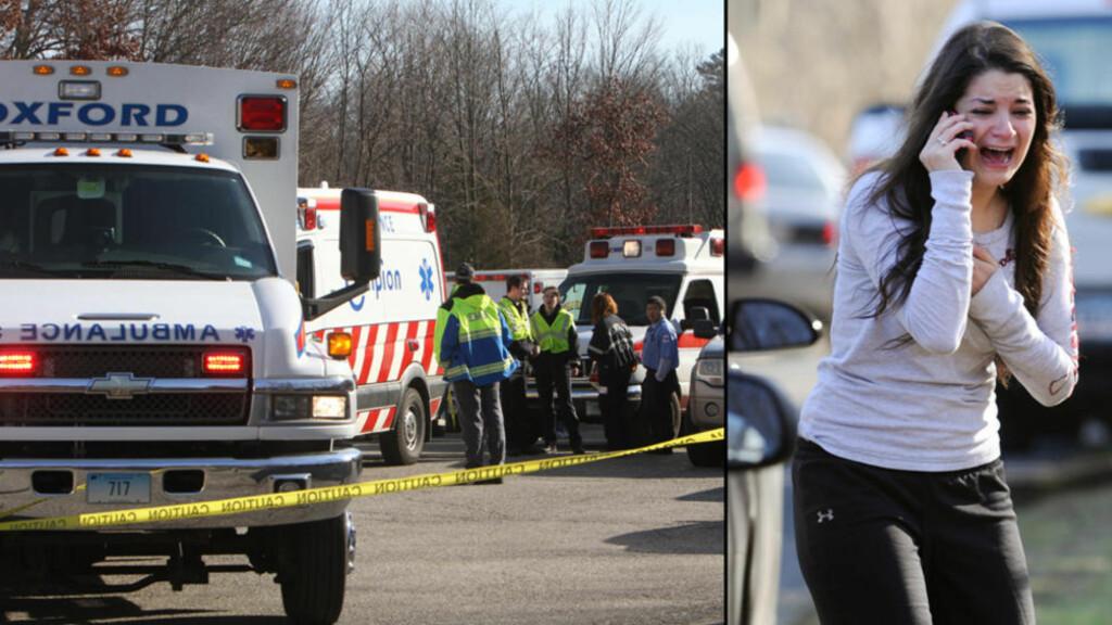 DREPTE 27: Adam Lanza (20) drepte 27 mennesker i går før han tok sitt eget liv.  Foto: AP Photo/NTB Scanpix