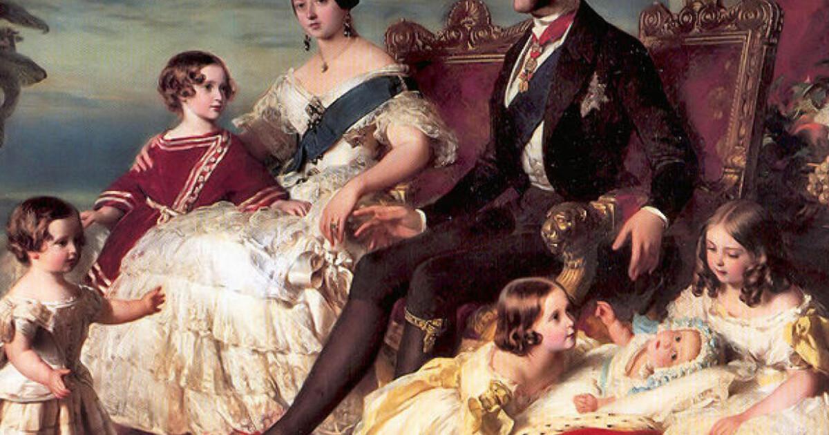 Dronning Victoria avskydde sine «stygge og froskaktige barn» - Dagbladet