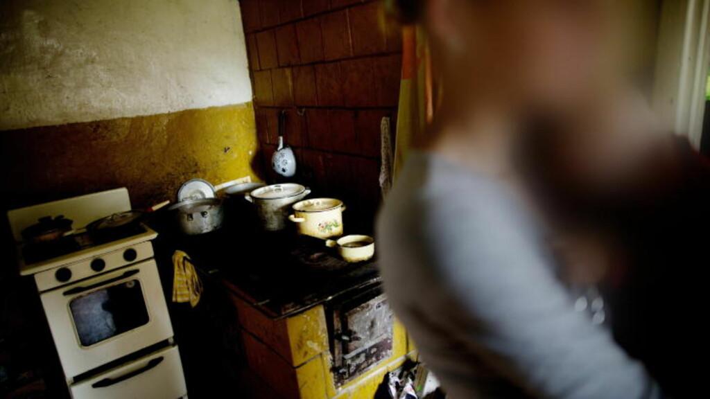 BARNETYV: Også kriminelle utnytter de sårbare gruppene. I juli fortalte Dagbladet om litauiske «Anna», som da hun var 16 år ble lurt til Norge fra Litauen. Da hun kom fram ble hun tvunget til å stjele. Foto: TOMM W. CHRISTIANSEN/DAGBLADET
