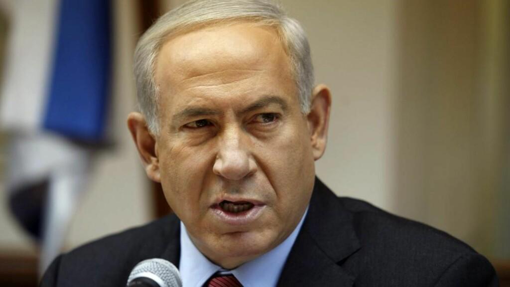 TRYGG: - Selv om USA og andre lands myndigheter nå hardner ordbruken, vet Netanyahu og hans likesinnede at de bare kan fortsette som før, skriver Jan-Erik Smilden. Foto: AFP / NTB Scanpix