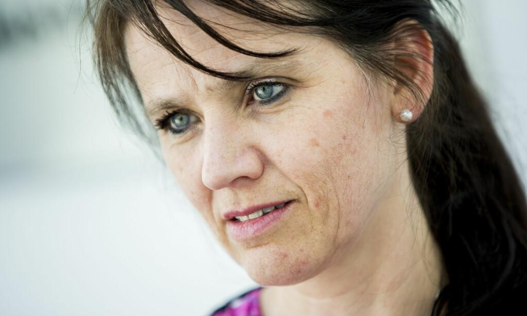 - USANNHETER: Kvinnefronten kommer med grove og feilaktige påstander for å underbygge sin politiske agenda, skriver Anne-Kari Bratten, administrerende direktør i Spekter. Foto: Vegard Wivestad Grøtt / NTB scanpix
