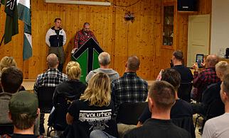 image: Nynazistene holder «treningsleir» i Telemark. Der planlegger de å «knuse homolobbyen»