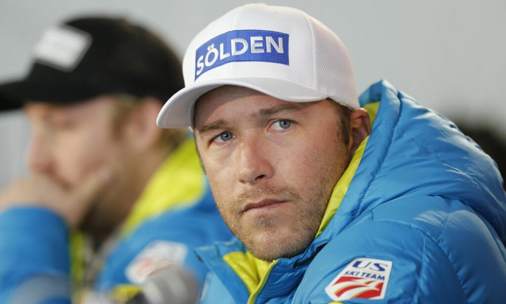 VIL TILBAKE: Bode Miller vil gjøre comeback som alpinist, men møter motstand fra Head. Foto: AP Photo/Brennan Linsley, File