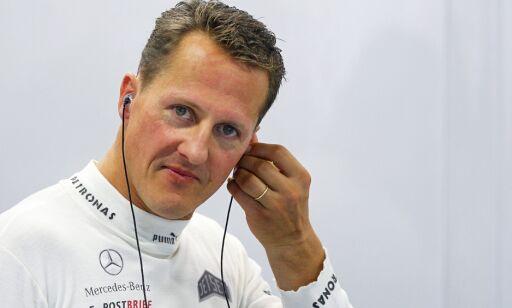 image: Schumacher-advokat ut mot ryktene: - Han kan ikke gå