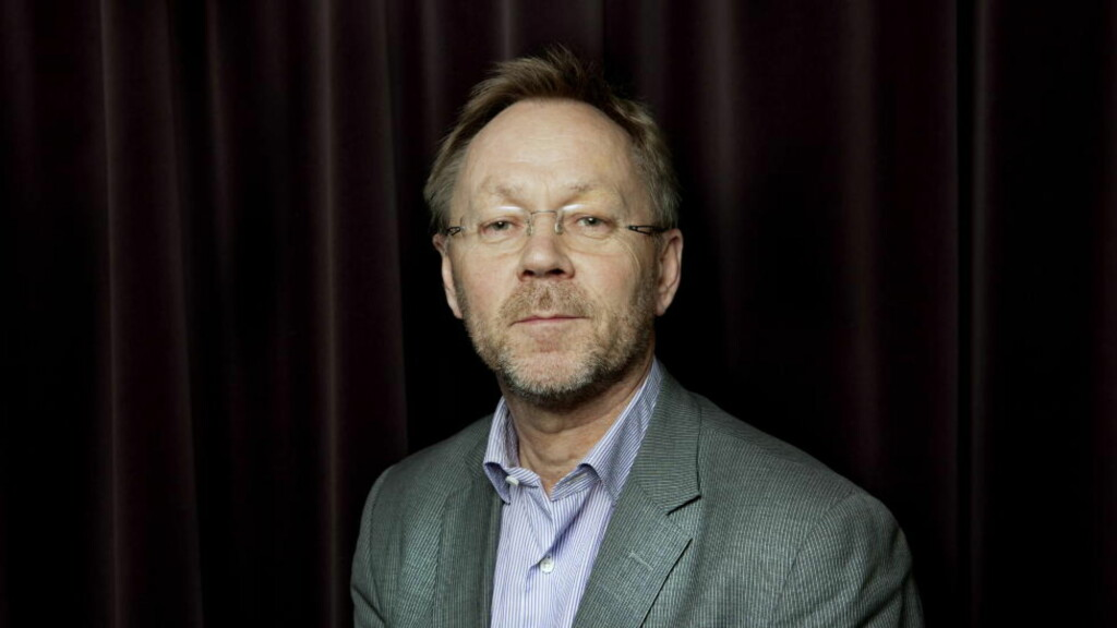 DAGBLAD-REDAKTØR: John Arne Markussen. Foto: Nina Hansen / Dagbladet