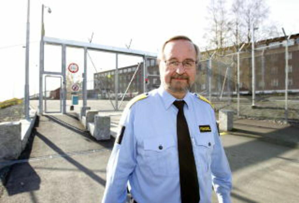 - VIL KARTLEGGES: Dersom Breivik dømmes utilregnelig vil han måtte gjennomgå en ny kartleggingsfase på Ila fengsel. Ifølge fengselsdirektør Knut Bjarkeid vil denne kartlegginga vare i om lag ti uker.   Foto: Gorm Kallestad / Scanpix