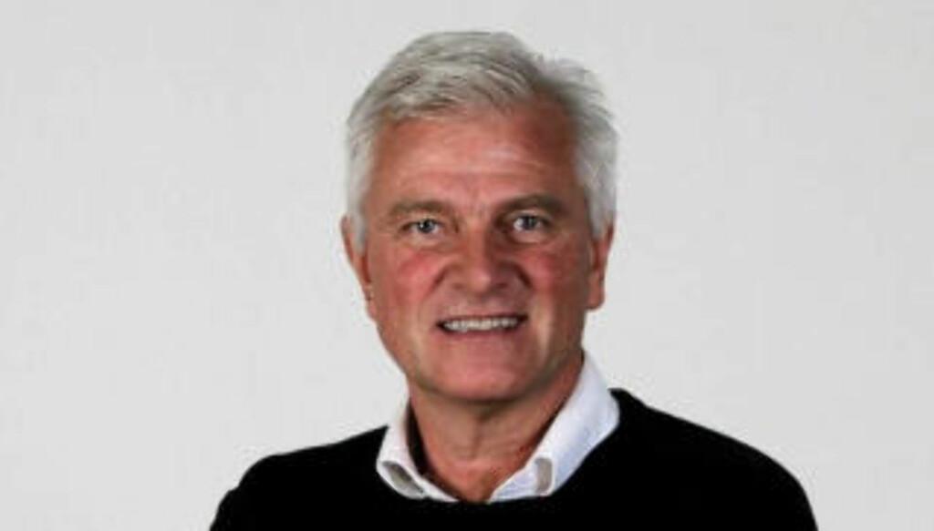 Frode Rekve. Leder på Institutt for Journalistikk og tidligere redaktør i NRK Dagsnytt