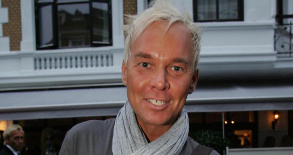 - HARRY: - Musikkvideoen til Kristian Valen suger pung, helt objektivt. Den er harry, ferdig snakka, sier Hærland og refererer til Valen som en «helbleket, oransje, middelaldrende dverg». Foto: Stella Pictures