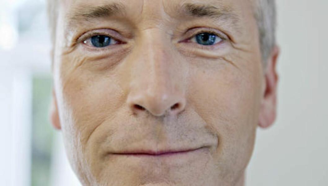 MORTEN ABEL.Foto: Torbjørn Katborg Grønning / Dagbladet