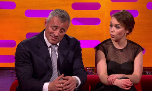 image: Matt LeBlanc vitset om naken «Game of Thrones»-stjerne. Det falt ikke i smak
