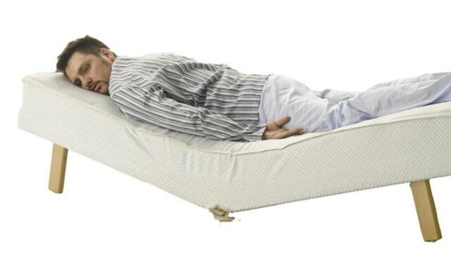 Stor Test madrassen med rumpa - Dagbladet DH-04