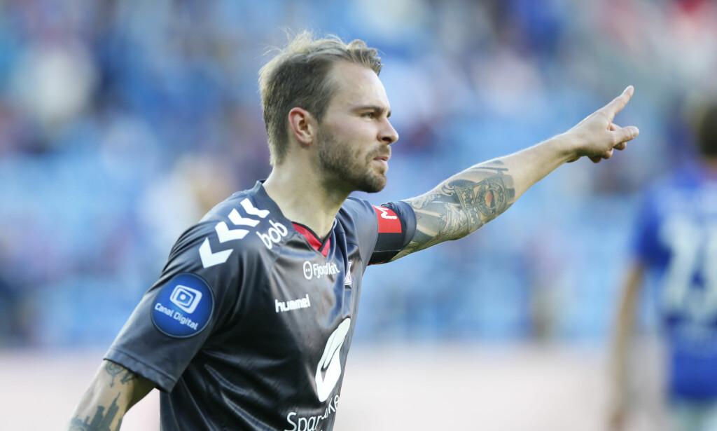 TILBAKE TIL NORSK FOTBALL? Stabæk skal være interesserte i å hente Vadim Demidov. Foto: Terje Pedersen / NTB scanpix