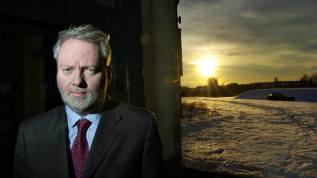 MER VERN: Riksantikvar Jørn Holme vil øke vern av kunsternerhjem.   Foto: Truls Brekke/Dagbladet