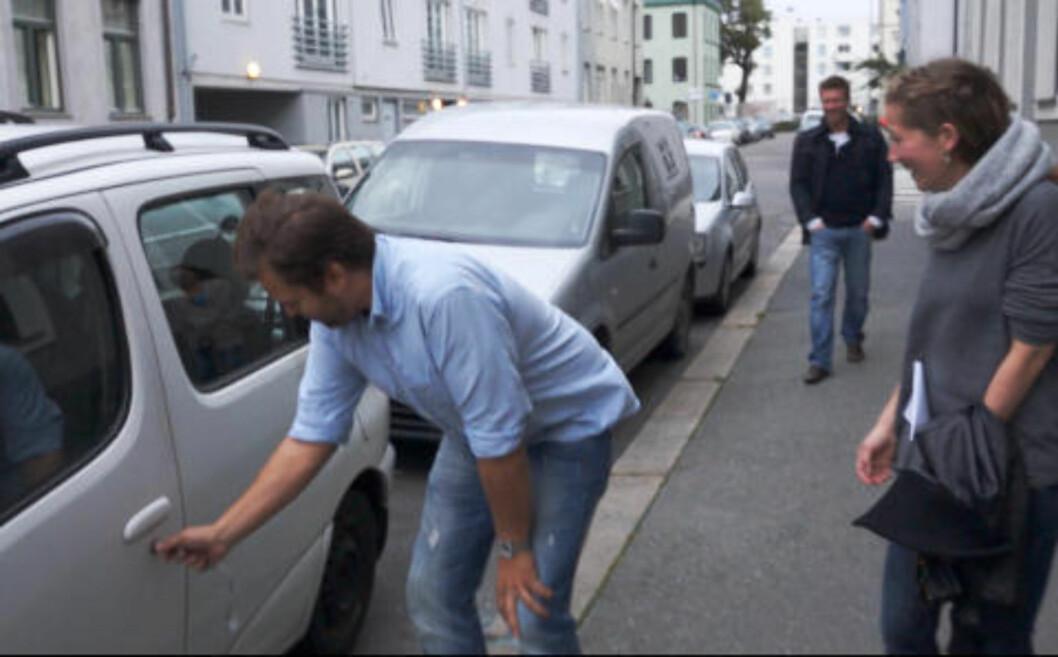 FIKK BIL: Denne bilen er ifølge Norsk Tipping blant gjenstandene som ble gitt bort. Foto: NORSK TIPPING