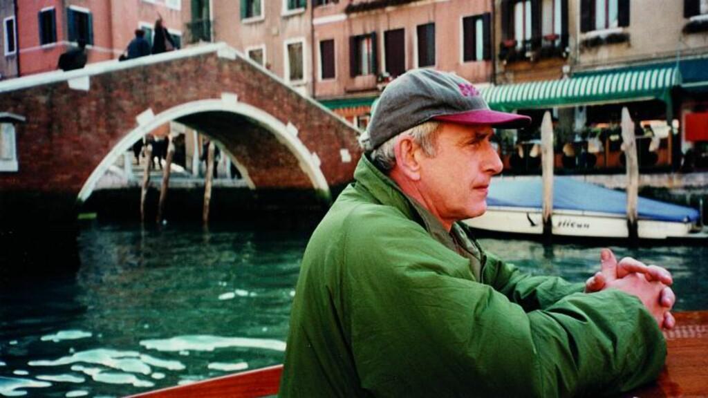 """Den grå: E14-sjef Ola Kaldager, med kallenavnet """"den grå"""", er her i Venezia på vei til et oppdrag på Balkan. Foto: Privat"""