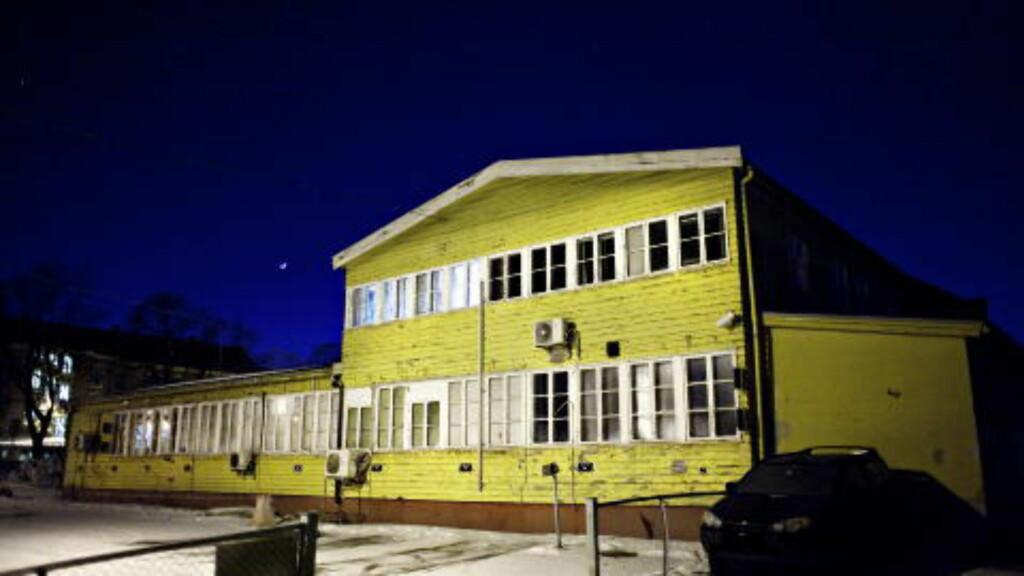 HQ: Fra dette huset på Akershus festning ble E14-opperatørene sendt verden rundt for å spionere for Norge.