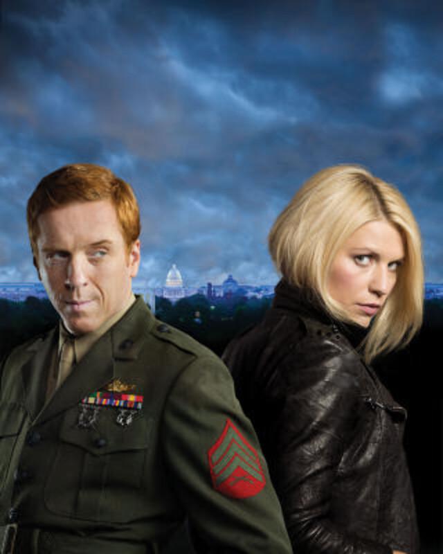0f55dcdf PRISVINNER: «Homeland» er tilbake på TV 2, og fikk nettopp Emmy-