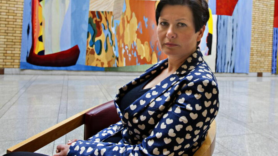- STRAMMER INN: Helga Pedersen ( AP ) reagerer på at Høyre vil stramme inn dagens abortlovgivning. Foto: Torbjørn Berg / Dagbladet