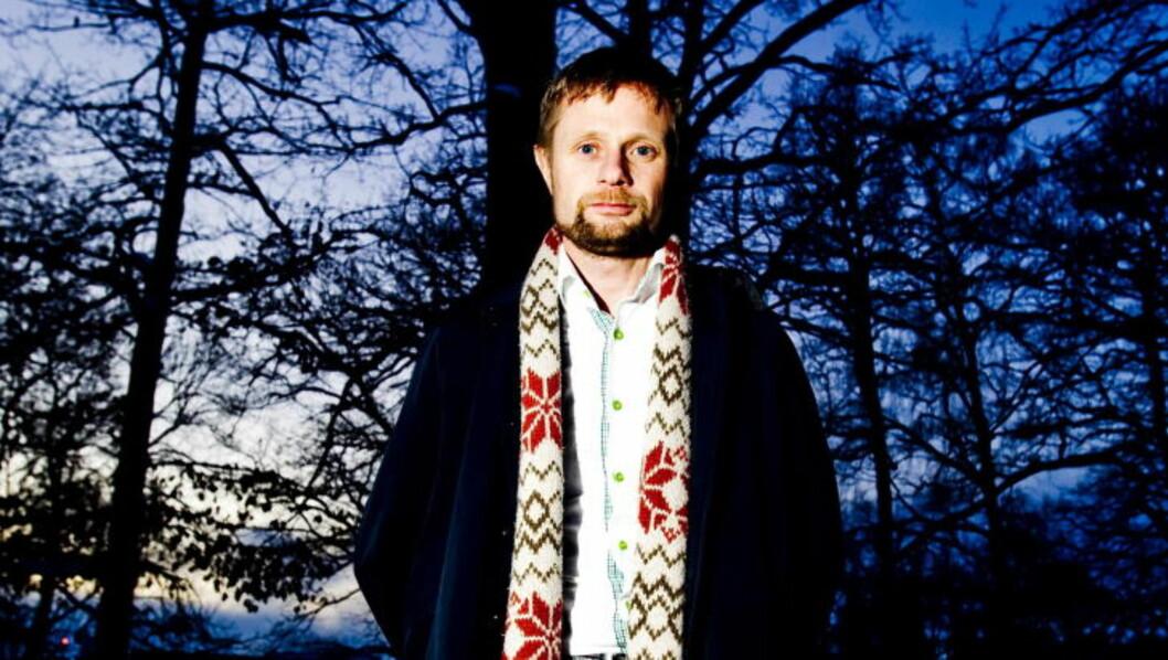 - FEIL:   Bent Høie (H) sier at Pedersen rett og slett tar feil.  Foto: Thomas Rasmus Skaug  / Dagbladet