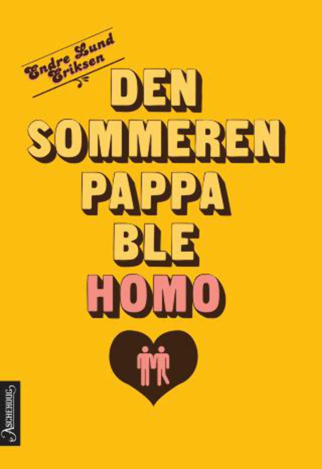 image: Kjedelig lektor-pappa blir rødvinsdrikkende homofjols