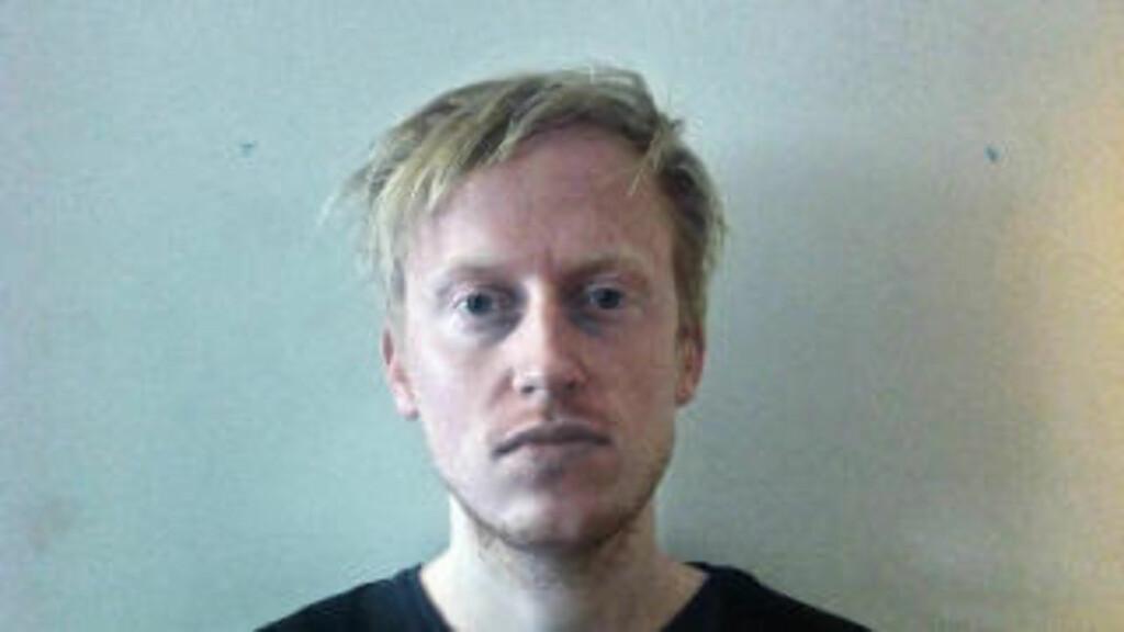 Lars Petter Berg, mastergradsstudent i statsvitenskap, UiO