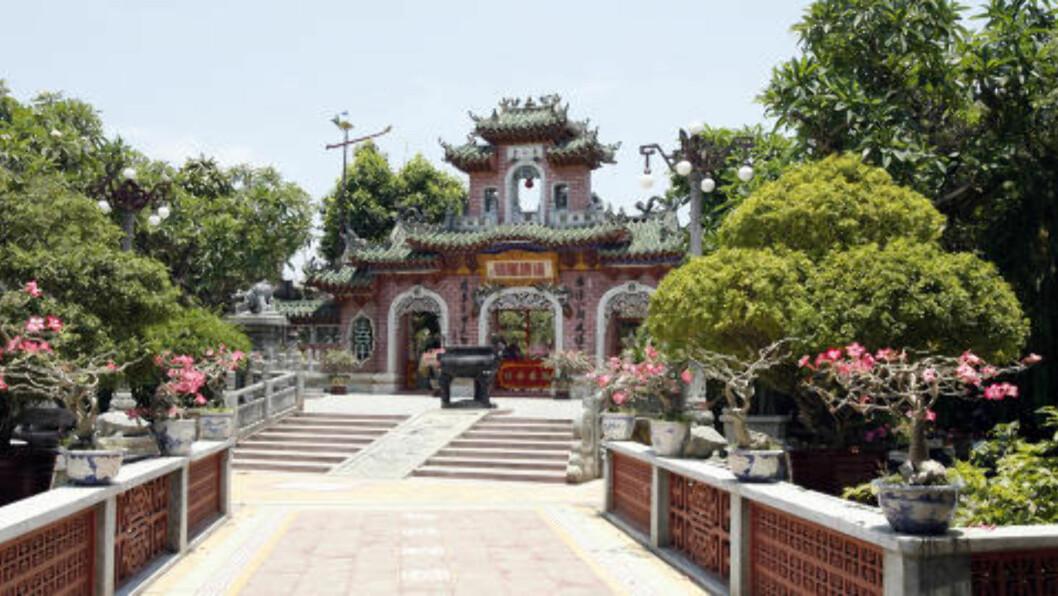 HOI AN: Hoi An er absolutt verdt et besøk. Få endelig med deg en tur innom minst ett av byens to museer. Foto: TORMOD BRENNA