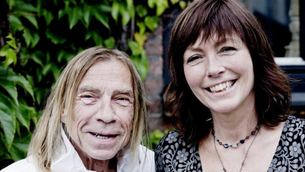 Avviste Skorgan: Jahn Teigen avviste først Anita Skorgan, etter en konsert. Senere møttes de to under en middag hos Hanne Krogh. Foto: Sveinung U. Ystad, Dagbladet