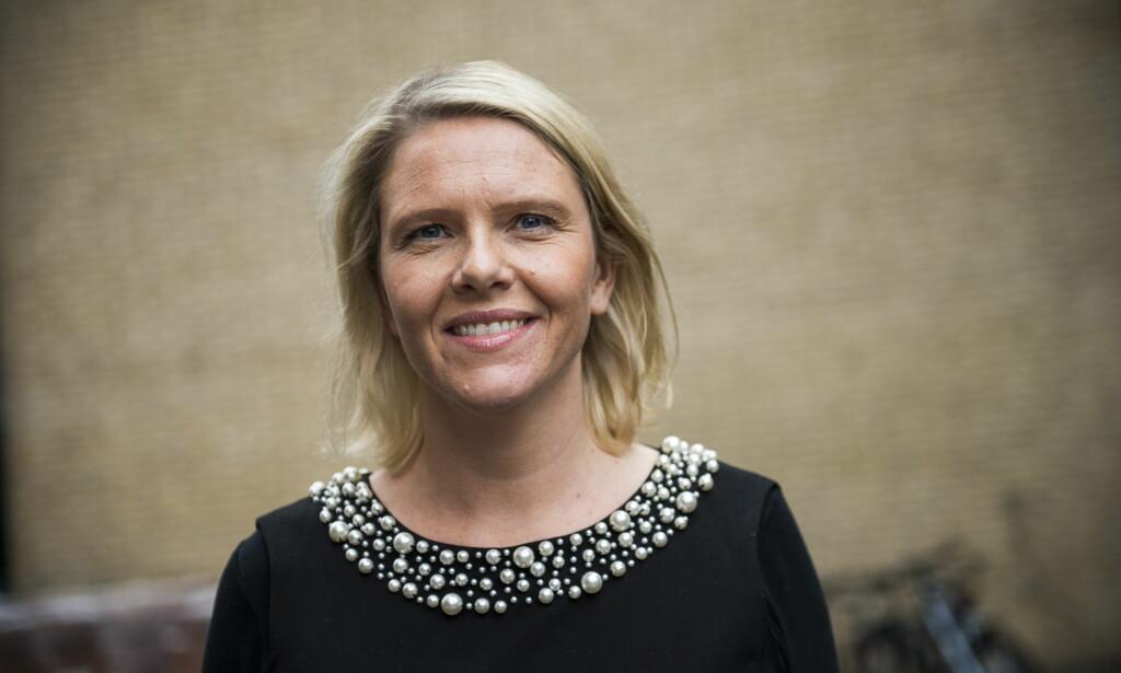 - BIDRAR POSITIVT: -Jeg mener innvandrings- og integreringsminister Sylvi Listhaug skal ha en del av æren for å ha bidratt til et sunnere debattklima, skriver artikkelforfatteren. Foto: Endre Vellene