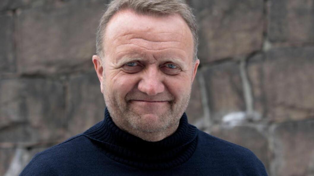 HETEROFIL HØYSKOLELEKTOR  Kommunikasjonsekspert  Kjell Terje Ringdal kommer ikke til å få noe svar på innlegget sitt.  Foto: Morten Holm / Scanpix