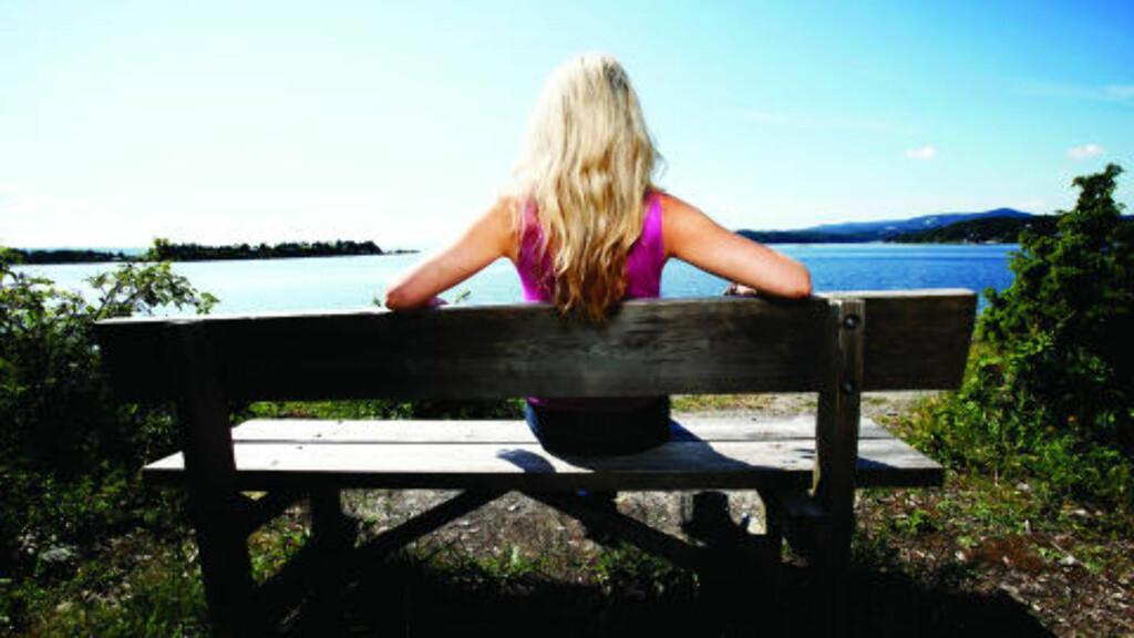 BRUK SANSENE: - Mindfulness krever at man begynner å sanse litt mer. Det kan alle ha bruk for, sier Linn Stokke. Foto: Kristin Svorte