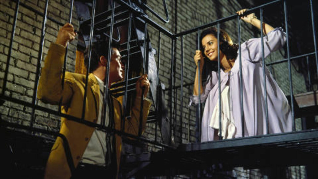 MARIA: Natalie Wood spilte blant annet Maria i filmen «West Side Story» fra 1961. Foto: REUTERS/Courtesy 20th Century Fox Home Entertainment/Handout/NTBScanpix