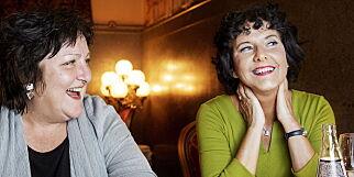 image: Første gang Anne og Unni møttes, inngikk de en hemmelig pakt