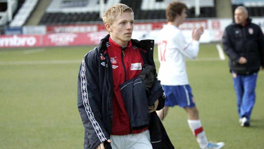 IMPONERER I UNITED: Etter en strålende sesong på G18-laget er Mats Møller Dæhli (17) en av dem som er blitt flyttet opp til reservelaget til Manchester United. Foto: Per-Åge Eriksen / Scanpix