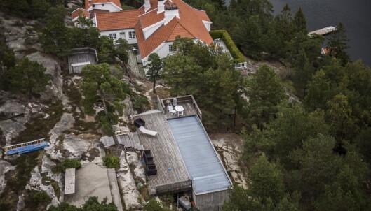 SLOTTET TOK GREP: Märtha Louises badebassengprosjekt havarerte. Da tok hoffet på Slottet grep og ordnet opp med kommunen for henne. Foto: Lars Eivind Bones / Dagbladet