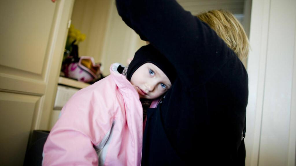 KRITISERES:  Det er tydeligvis svært lite mammaer har lov til å blogge om, skriver «Mammadamen».Det er tydeligvis svært lite mammaer har lov til å blogge om, skriver «Mammadamen».  Illustrasjonsfoto: Sara Johannessen / NTB Scanpix