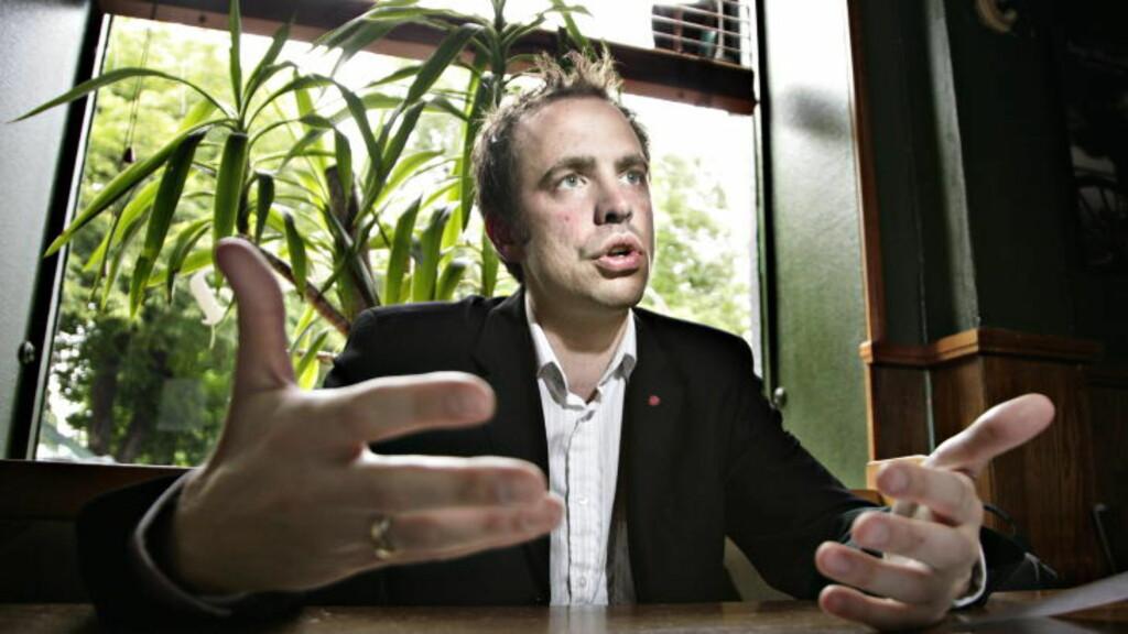 REAGERER: Arild Stokkan-Grande (Ap). Foto: Truls Brekke / Dagbladet