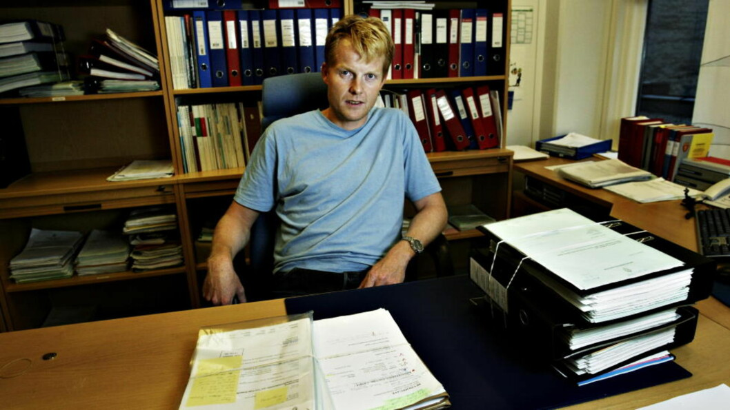 <strong>REAGERER:</strong> Regjeringen vil snarest sørge for at det blir straffbart å oppfordre til drap på internett, sier statssekretær Pål Lønseth. Foto: Sveinung Uddu Ystad  / Dagbladet