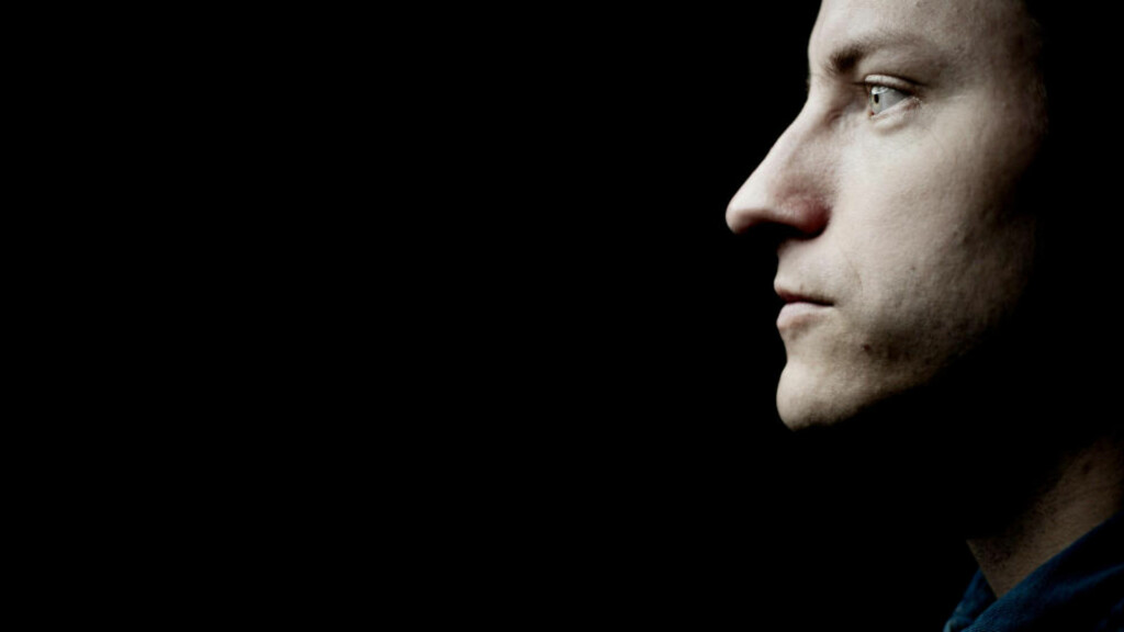 EKSTREM: Bergensbloggeren Eivind Berge er del av den ekstreme mannsbevegelsen som har funnet sammen på nett. Han mener blant annet at voldtekt er skatt på kvinners seksuelle kapital. Foto: Benjamin A. Ward / Dagbladet