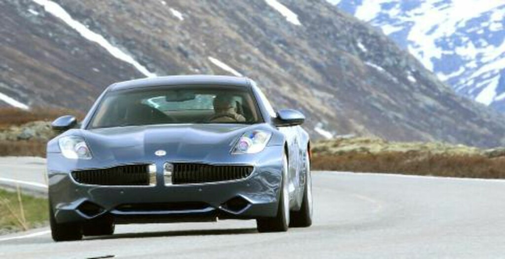 GRAND TOUR: På Fisker-tur over vidda med god Karma.
