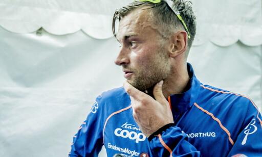 HUMOR: Når Petter Northug briljerer med sin humor, er det et sikkert formtegn. Foto: Thomas  Rasmus skaug / Dagbladet