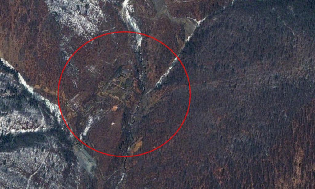image: - Her skal Nord-Korea sprenge en atombombe